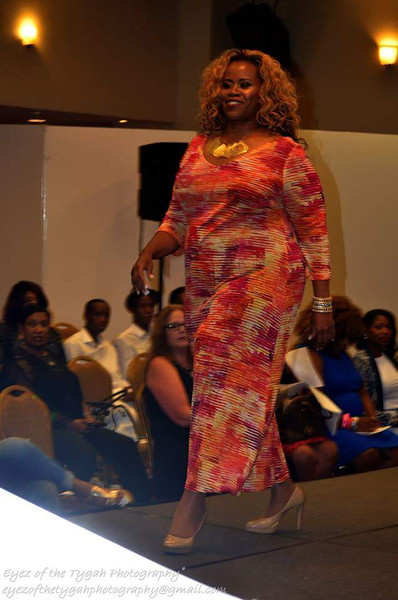 FORTY AND FABULOUS FASHION SHOW