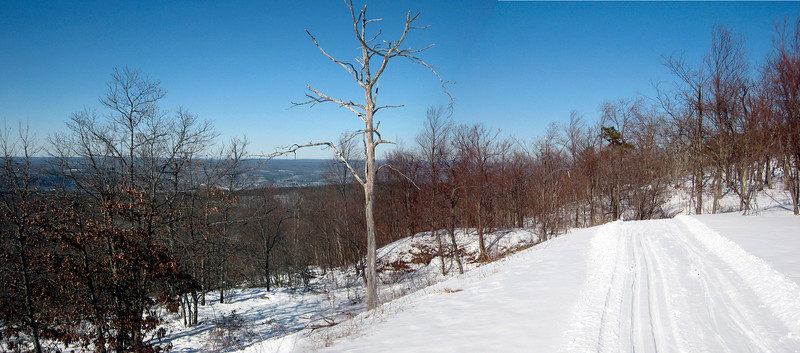 High Point State Park in New Jersey.