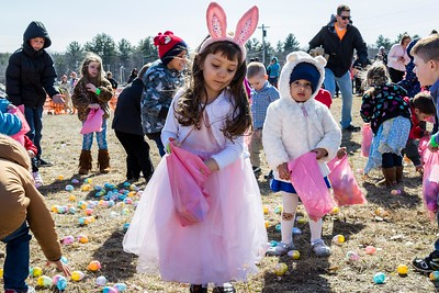 Next Level Church's helicopter Egg Drop and Family Event held at the Rochester Fairgrounds Sunday. [Scott Patterson/Fosters.com]