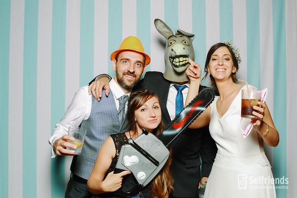 20160616 Cristina i Sergi ( Can Riera de la Pineda, Arbucies)