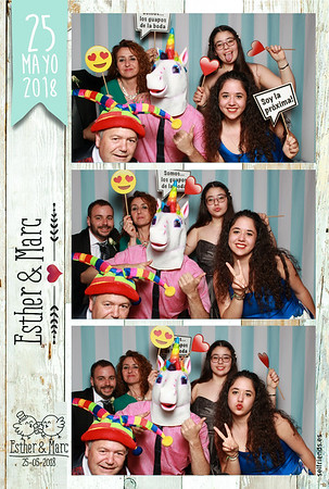 20180525 Esther y Marc (Can Marial)