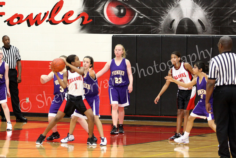 FMS Girls Basketball 012110119