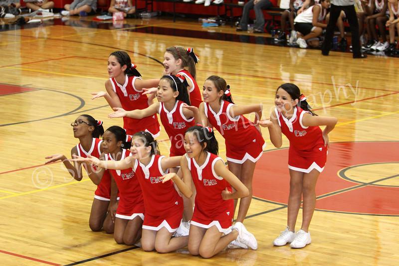 FMS Girls Basketball 012110109