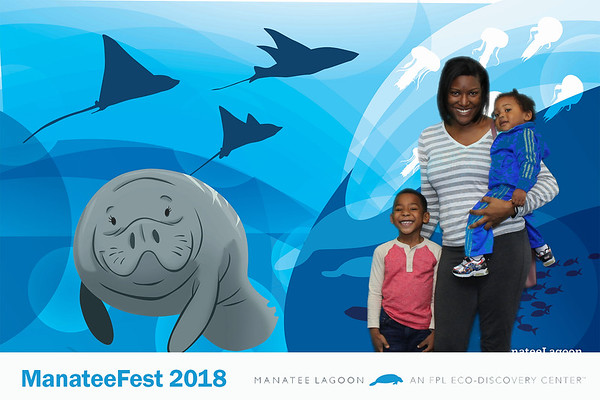 MANATEE FEST 2018