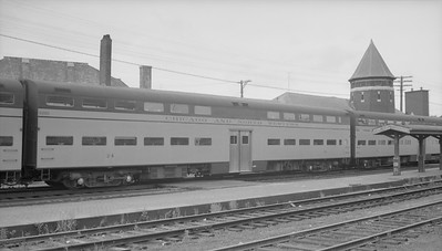 2009.026.13.11340--ritzman 116 neg--C&NW--commuter bi-level coach 24--DeKalb IL--1959 0600