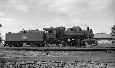 2009.026.03.14134--ritzman PC negative--CStPM&O--steam locomotive 0-6-0 M-3 75--Marshfield WI--1952 0906