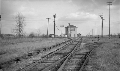 2009.026.15.14486--ritzman 116 negative--WAB--interlocking tower--Manhattan IL--1952 0315