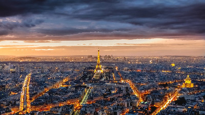 Paris - City of lights