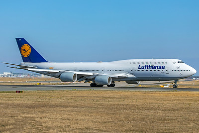Lufthansa Boeing 747-830 D-ABYP 10-21-18