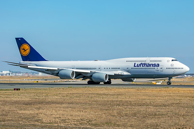Lufthansa Boeing 747-830 D-ABYS 10-21-18