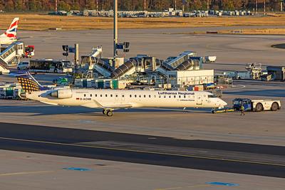 Lufthansa CityLine Bombardier CL-600-2D24 CRJ-900LR D-ACNB 10-21-18