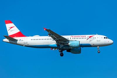 Austrian Airlines Airbus A320-214 OE-LBT 10-21-18