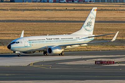 TAROM Boeing 737-78J YR-BGG 10-21-18