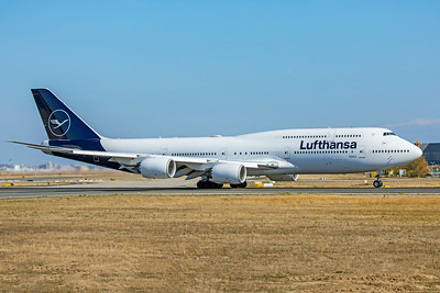 Lufthansa Boeing 747-830 D-ABYA 10-21-18