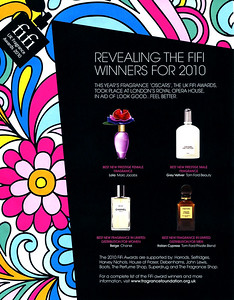FRAGRANCE AWARDS