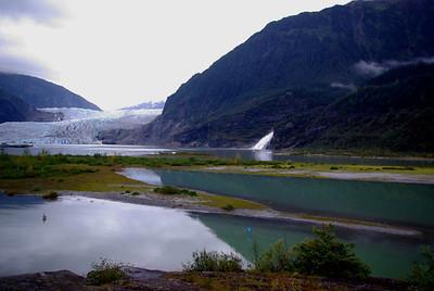 Mendenhall Glacier, Ak 09/2008