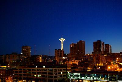 Seattle Sunrise