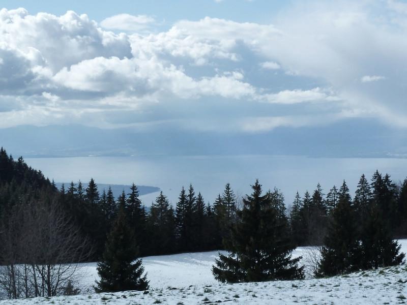 Vu du Mont Bénand