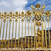 The Royal Gate at Chateau de Versailles