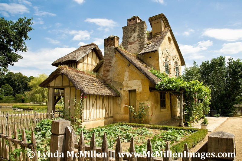 Queen's Hamlet at Palace of Versailles