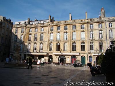 Places de Bordeaux