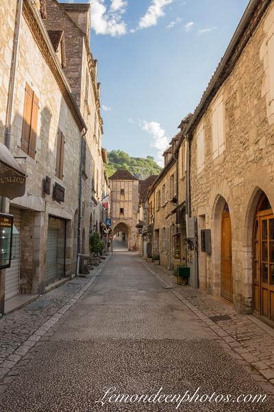 Rocamadour - Rocamadour - La ville