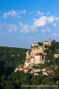 Rocamadour vu depuis le Promontoire 10