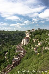 Rocamadour vu depuis le Promontoire 30