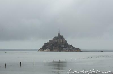 Le Rocher à Marée Haute ( coef. 118)