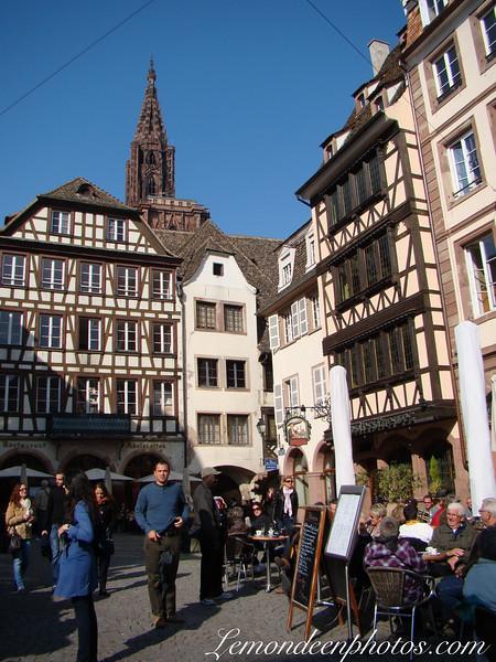 Les Rues Strasbourgeoises