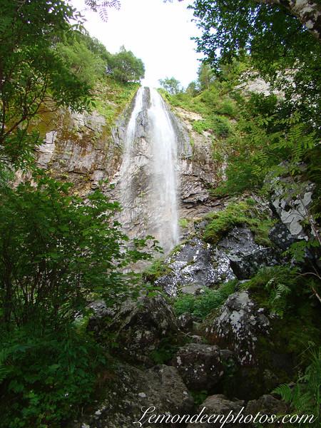 La Grande Cascade du Mont Dore