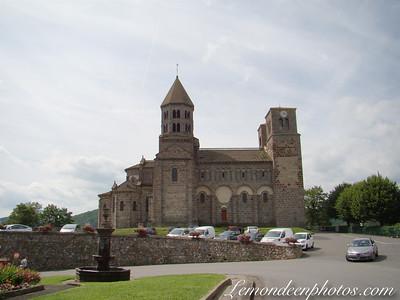 Saint nectaire et Murol