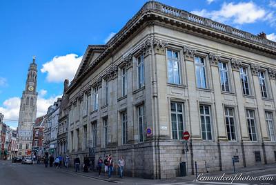 Arras - Ancien palais des Etats d'Artois (place Adolphe Lenglet)
