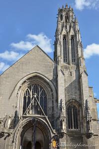 Arras - Eglise Saint-Jean-Baptiste