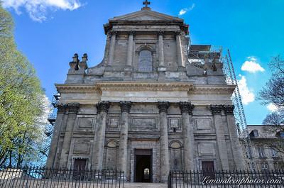 Arras - CathÈdrale Notre-Dame-et-Saint-Vaast