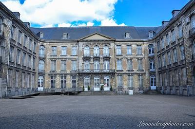 Arras - Abbaye Saint-Vaast