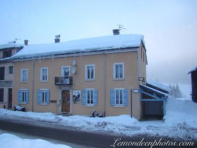 Station de ski de Mijoux 34