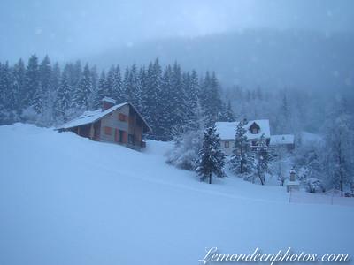 Station de ski de Mijoux 33