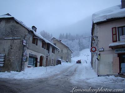 Station de ski de Mijoux 20