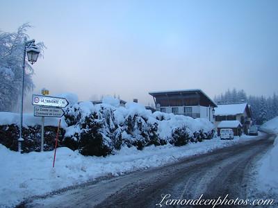 Station de ski de Mijoux 36