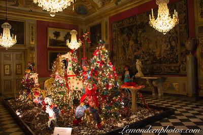 Noël au château de Vaux Le Vicomte