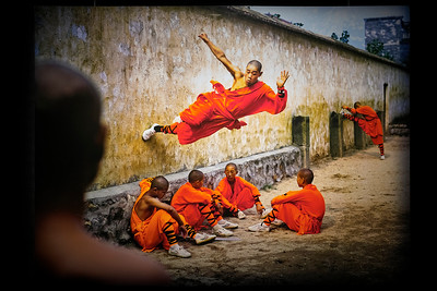 The world of Steve McCurry. France - Lyon exhibition - 2019