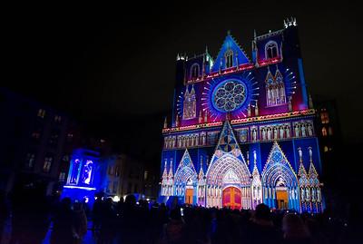 Lyon Lights Festival 2008