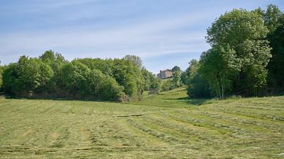 """Poncin et sa région - Randonnée - 46°5'18"""" N 5°25'57"""" E - 380,8m (Poncin - Auvergne-Rhône-Alpes)"""