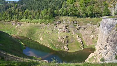 """Rochetaillée Gouffre d'Enfer - Randonnée - 45°23'36"""" N 4°26'52"""" E - 786,4m (Planfoy - Auvergne-Rhône-Alpes)"""