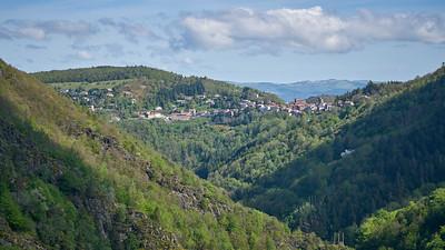 """Rochetaillée Gouffre d'Enfer - Randonnée - 45°23'36"""" N 4°26'50"""" E - 827,2m (Planfoy - Auvergne-Rhône-Alpes)"""