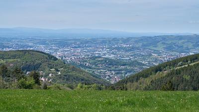 """Rochetaillée Gouffre d'Enfer - Randonnée - 45°24'1"""" N 4°27'31"""" E - 1021,4m (Saint-Etienne - Auvergne-Rhône-Alpes)"""