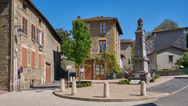 "Courzieu La Brevenne - 45°44'30"" N 4°34'15"" E - 369,0m (Courzieu - Auvergne-Rhône-Alpes)"