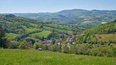"Courzieu La Brevenne - 45°44'39"" N 4°34'37"" E - 495,7m (Courzieu - Auvergne-Rhône-Alpes)"