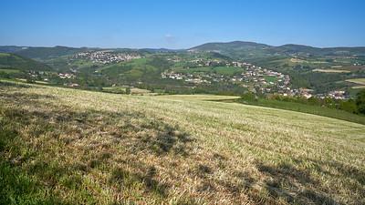 "Courzieu La Brevenne - 45°44'41"" N 4°33'31"" E - 459,0m (Courzieu - Auvergne-Rhône-Alpes)"